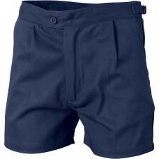 Cotton Drill Utility Shorts
