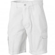 Cotton Drill Cargo Shorts