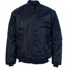 Flying Jacket - Plastic Zips