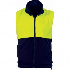 HiVis Two Tone Reversible Vest