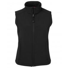 Ladies Layer Soft Shell Vest 3JLV1
