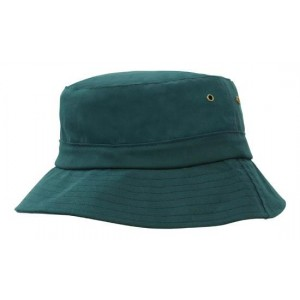 Brushed Sports Twill Childs Bucket Hat