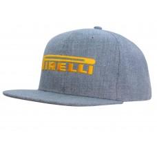 Premium American Twill Flat Peak Cap