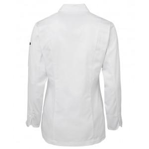 Ladies L/S Chef's Jacket
