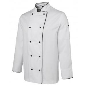 L/S Unisex Chefs Jacket