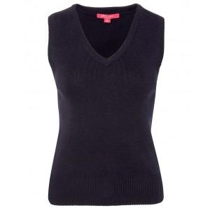 Ladies Knitted Vest 6V1