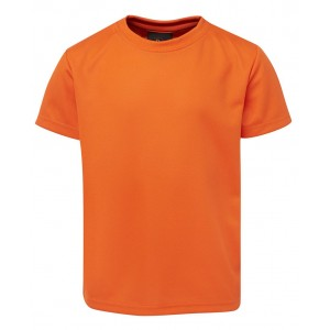 Fit Poly Tee Kids & Adults