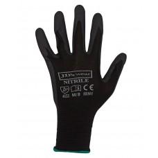Black Nitrile Breathable Glove (12 pack)