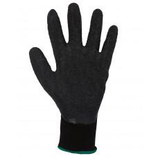 Black Latex Glove (12 pack)