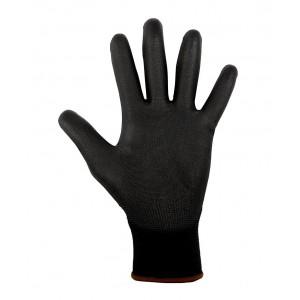 Black Light PU Breathable Glove (12 pack)