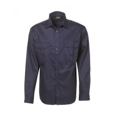 C03 Cotton Drill Work Shirt