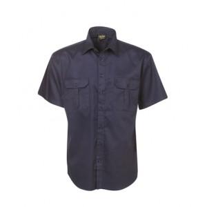 C04 Cotton Drill Work Shirt