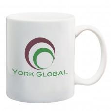 Toronto Can Mug, all white