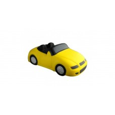 Anti Stress Sports Car Yellow