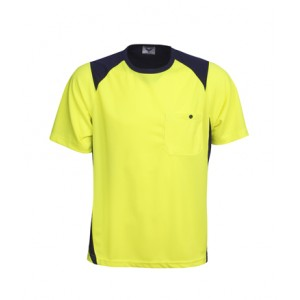 Hi Vis Cool Dry Action T-shirt & Singlet