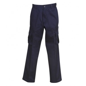 W83 Heavy Drill Cargo Trousers & Cargo Shorts